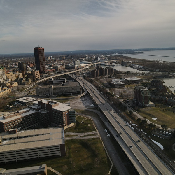 Buffalo, NY Waterfront