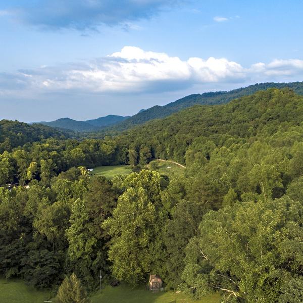 Elk Valley Aerial