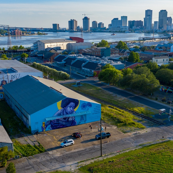 A view from Bywater