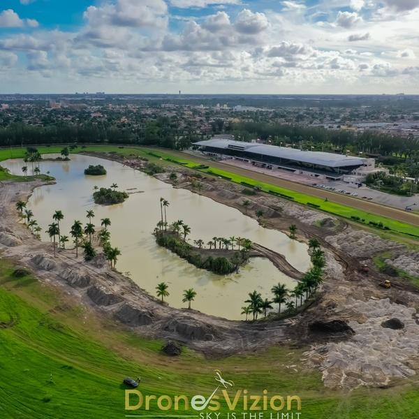 Hialeah Casino and race track