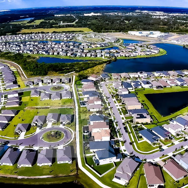 LENNAR HOMES AND REAL ESTATE