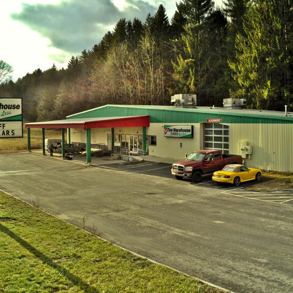Tire Warehouse & Pylon