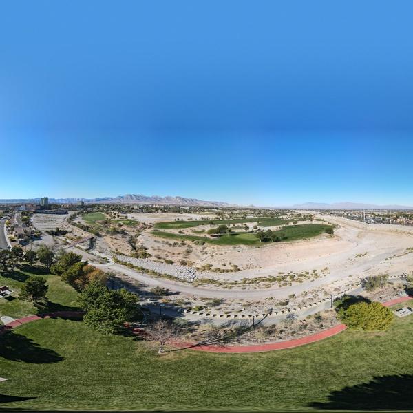 Vegas Pano