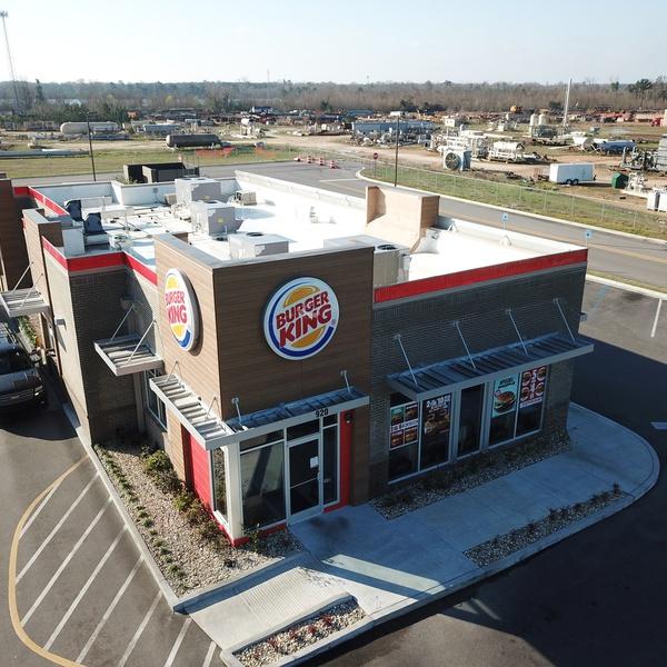 Burger King Marketing Pics