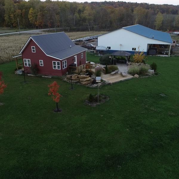 Farmhouse - Mansfield, Ohio
