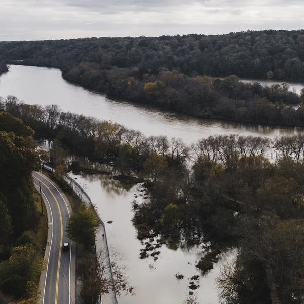Winding River Road Cinematic
