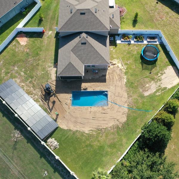 Pool Construction 22
