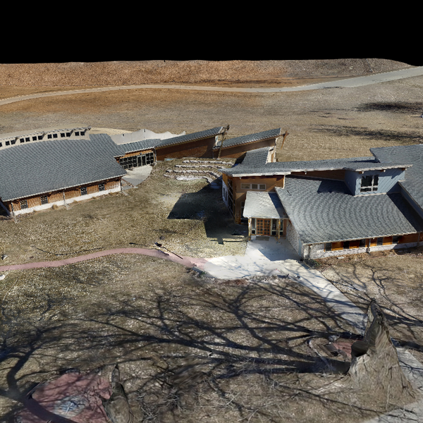 Lewis & Clark Interpretive Center 3D Model