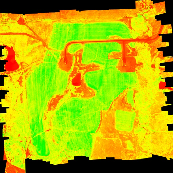 Multispectral Agriculture
