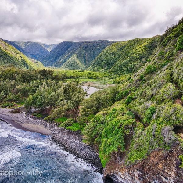 Pololu Valley Trail, Hawaii