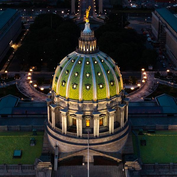 Capitol Building Harrisburg, PA