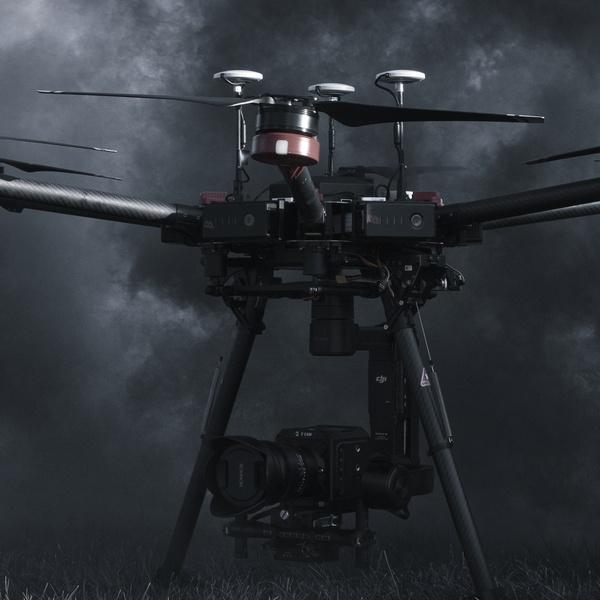 Our Cinema/DSLR Drone