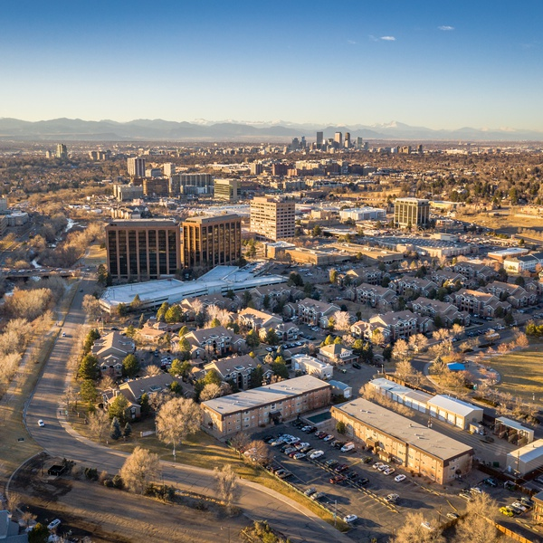 Commercial Aerial Photography (Denver)