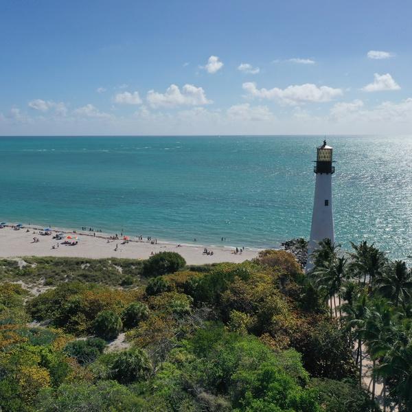 Ocean View, Biscayne Bay
