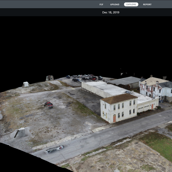 To Be Demolished (3D interactive model)