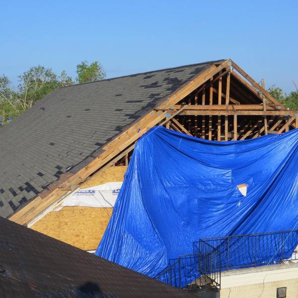 Church - Structural Damage