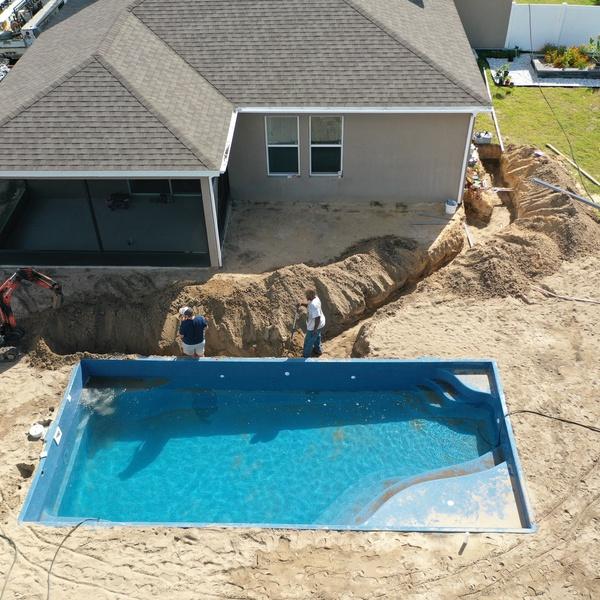 Pool Construction 18