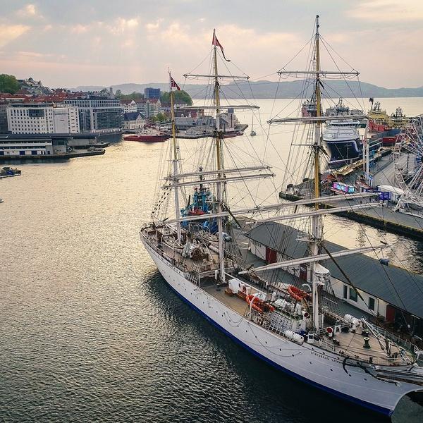 Norwegian Harbor