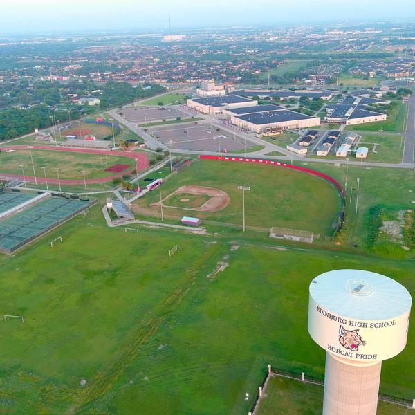 EHS and water tower