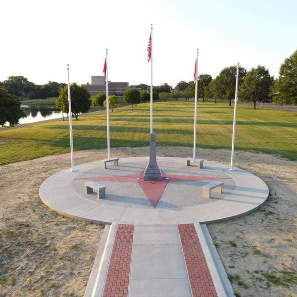 First Responders Monument