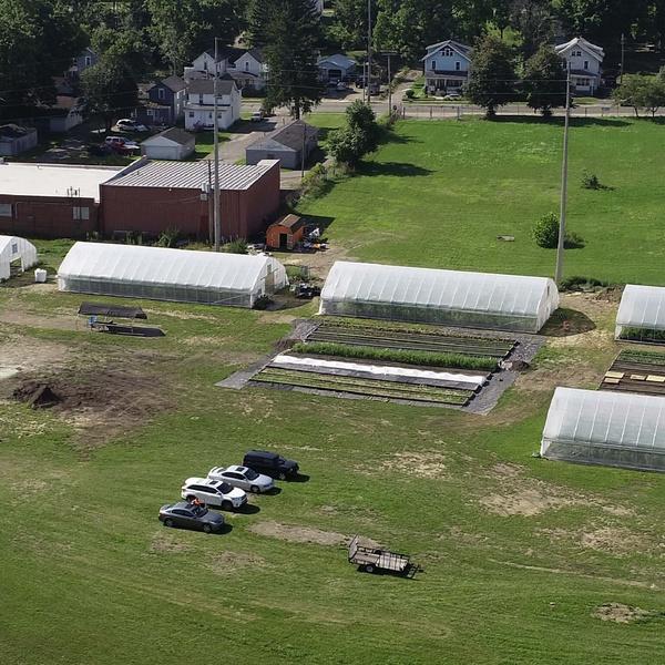 NECIC Farming Cooperative - Mansfield, Ohio