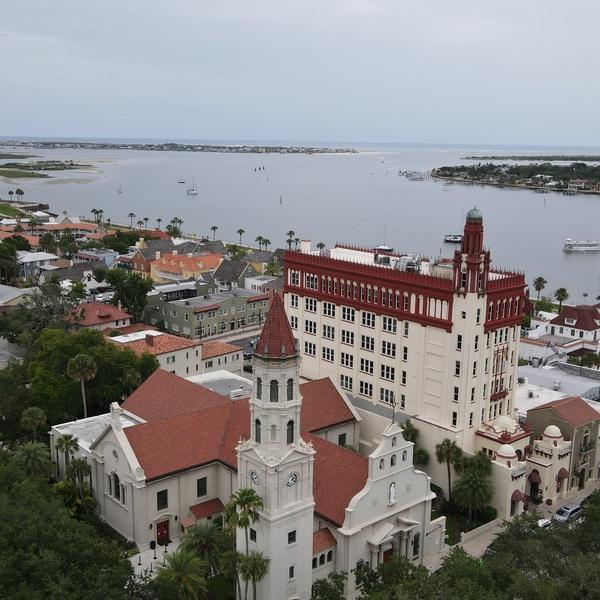 St. Augustine Historical Center!