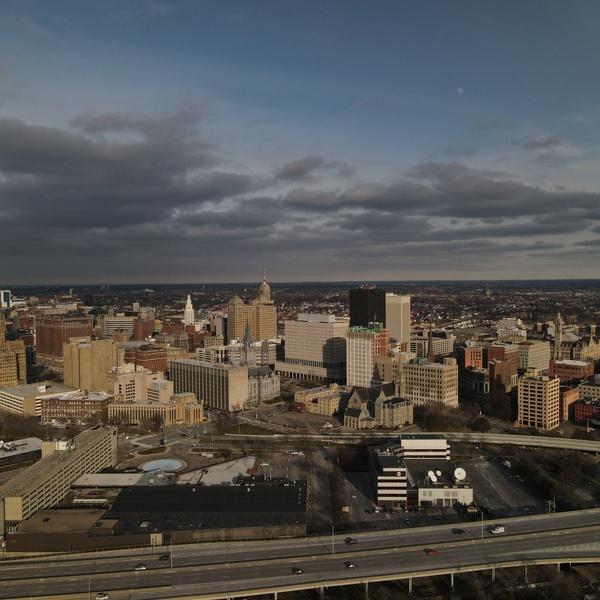 Buffalo, New York Skyway