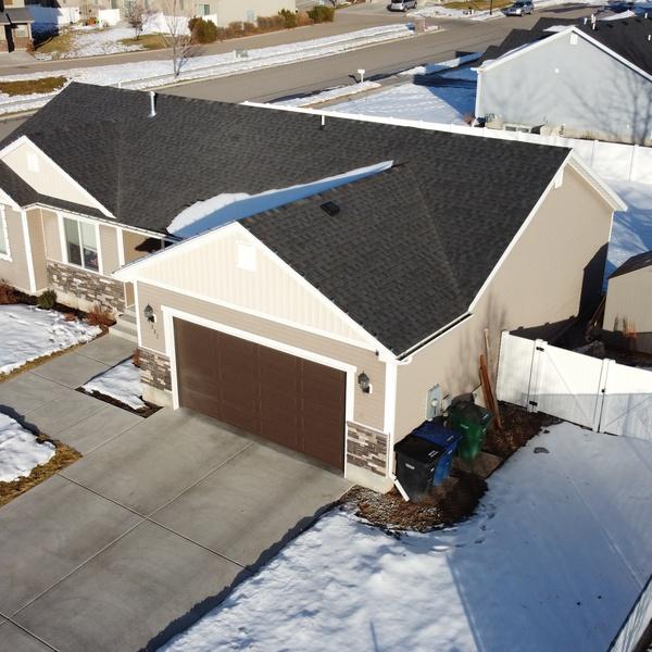Snowy Home, South Angle