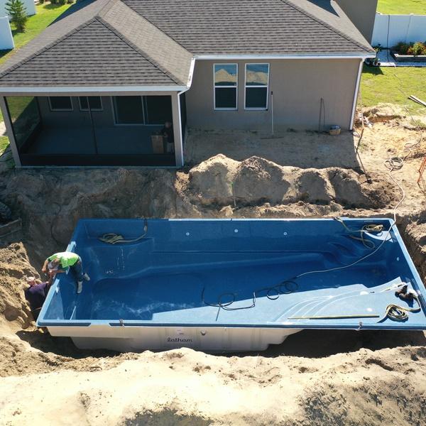 Pool Construction 16