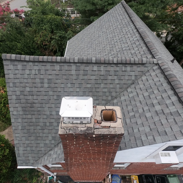 Roof and Chimney inspection