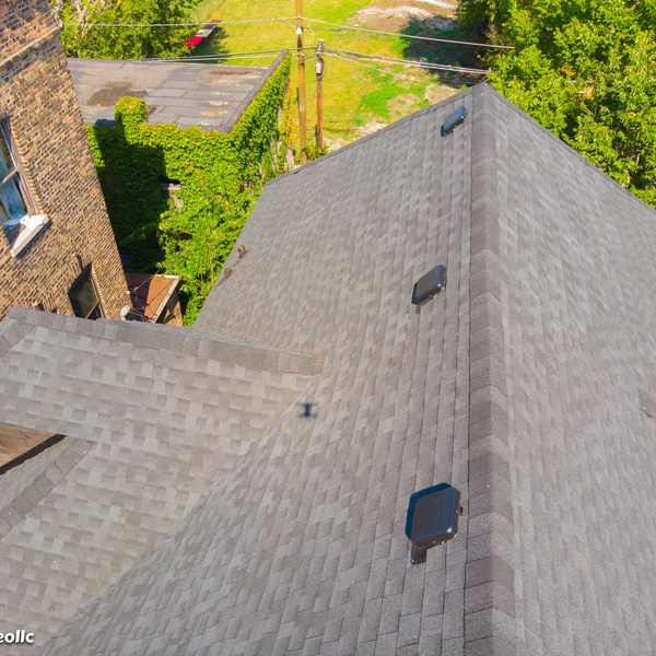 Grey Stone - Roof 4
