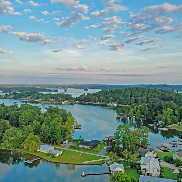 Lake Martin life