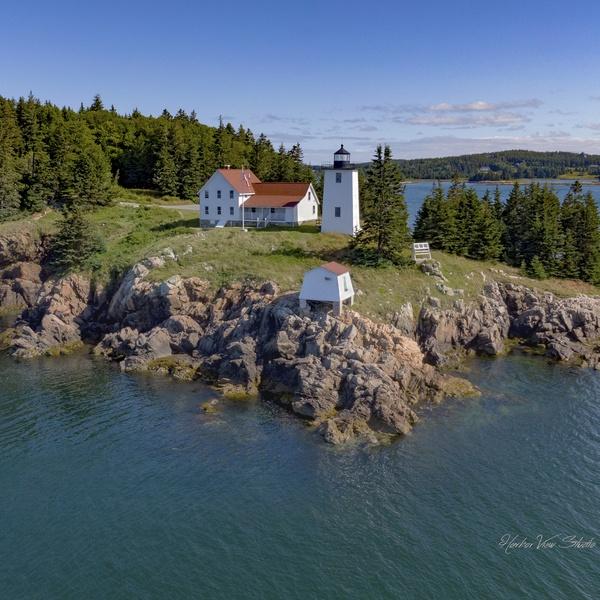 Burnt Coat Harbor Lighthouse