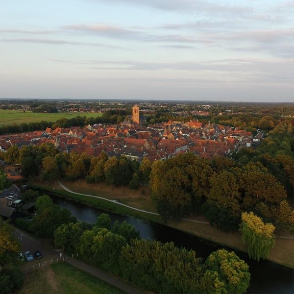 A little village in Netherlands