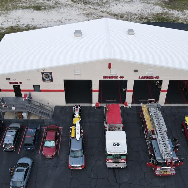 Navarre Beach Fire Station