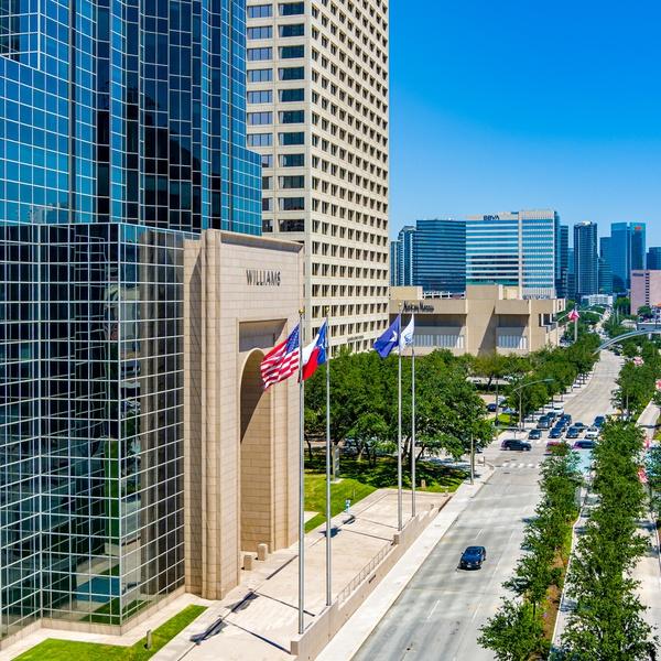 Uptown Houston Williams Tower Overlook