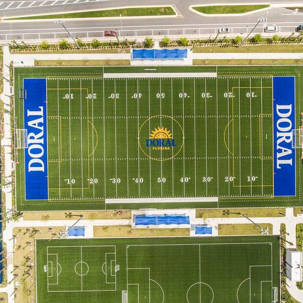 Fields at Doral Rec Center, Doral, Florida