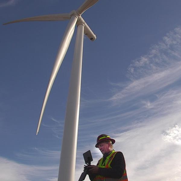 Wind Turbine Inspections