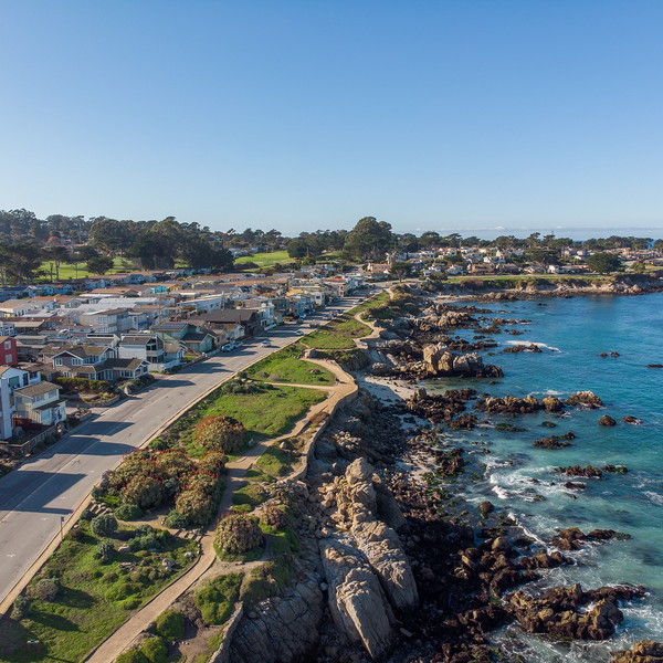 Lovers Point Monterey, CA