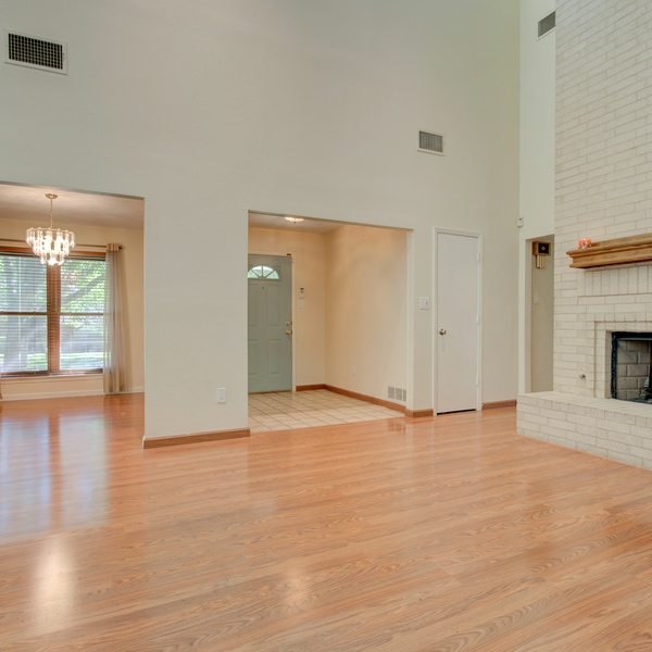 Interior - Living Area