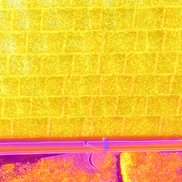 Roof Inspection Thermal