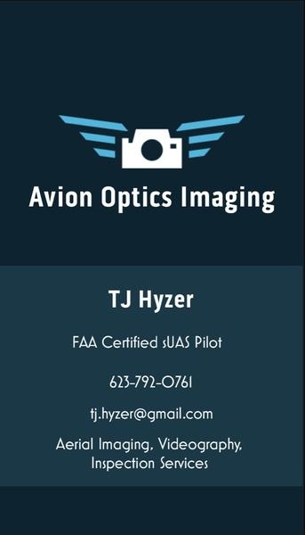 Avion Optics Imaging