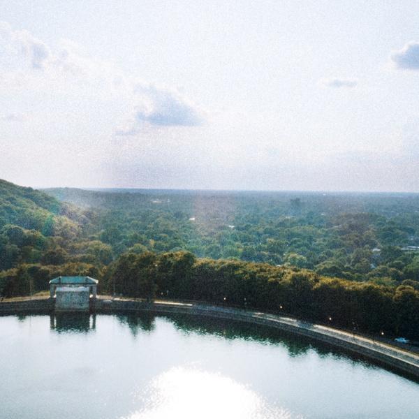 Aerial Photo - Cobbs Hill, Rochester, NY