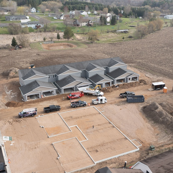 New Construction Progress Images