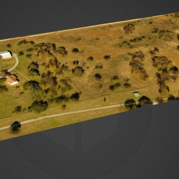 3D mapping fo property