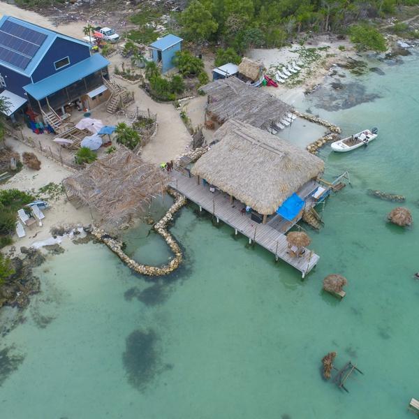 Blue Bayou - Secret Beach - San Pedro, Belize C.A.