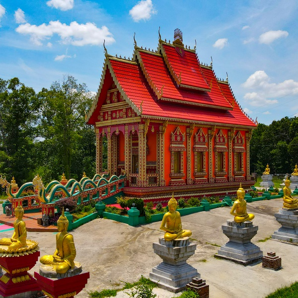 Wat Lao Phothisaram - Atlanta, GA