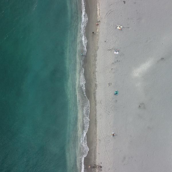 Beach Overhead