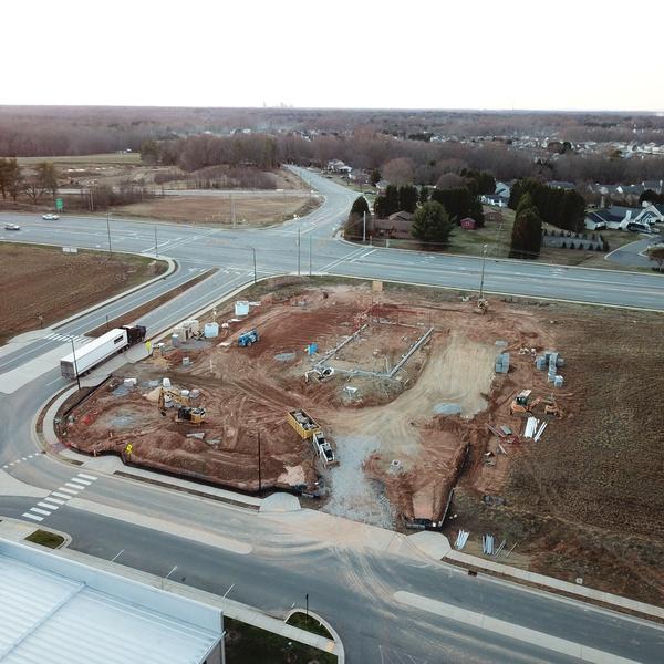 McDonalds Construction
