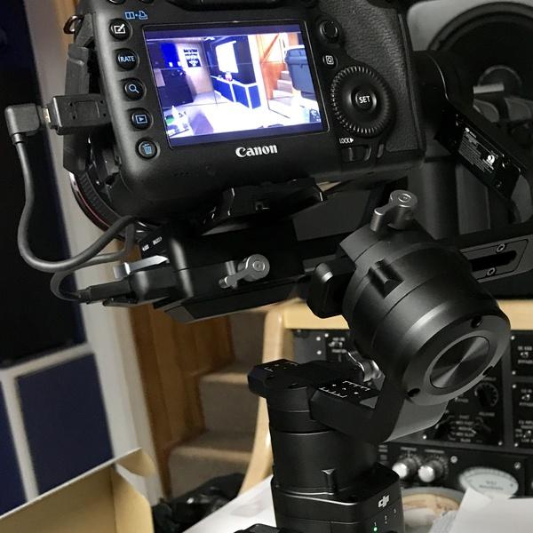 Canon 5D / DJI Ronin-S